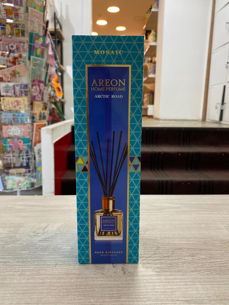 Areon ароматизатор для дома серия Mosaic парфюмированная 150 мл Arctic Road