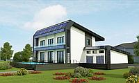 Эскизное проектирование жилых домов, коттеджей