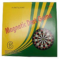 Магнитный дартс (пластик, 35 см, 6 снарядов) AP-209