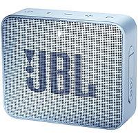 - Wireless Bluetooth streaming - 5 hours of playtime - Waterproof design - Speakerphone - Audio cable input-