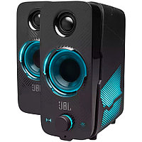 """Transducers: 2.5"""" woofer, 0.75"""" tweeter, Rated output power: 20W RMS, Frequency 60Hz 20kHz, Signal-to-noise"""