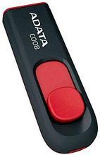 ADATA AC008-64G-RKD USB флеш-накопитель C008, 64GB, UFD 2.0, Black