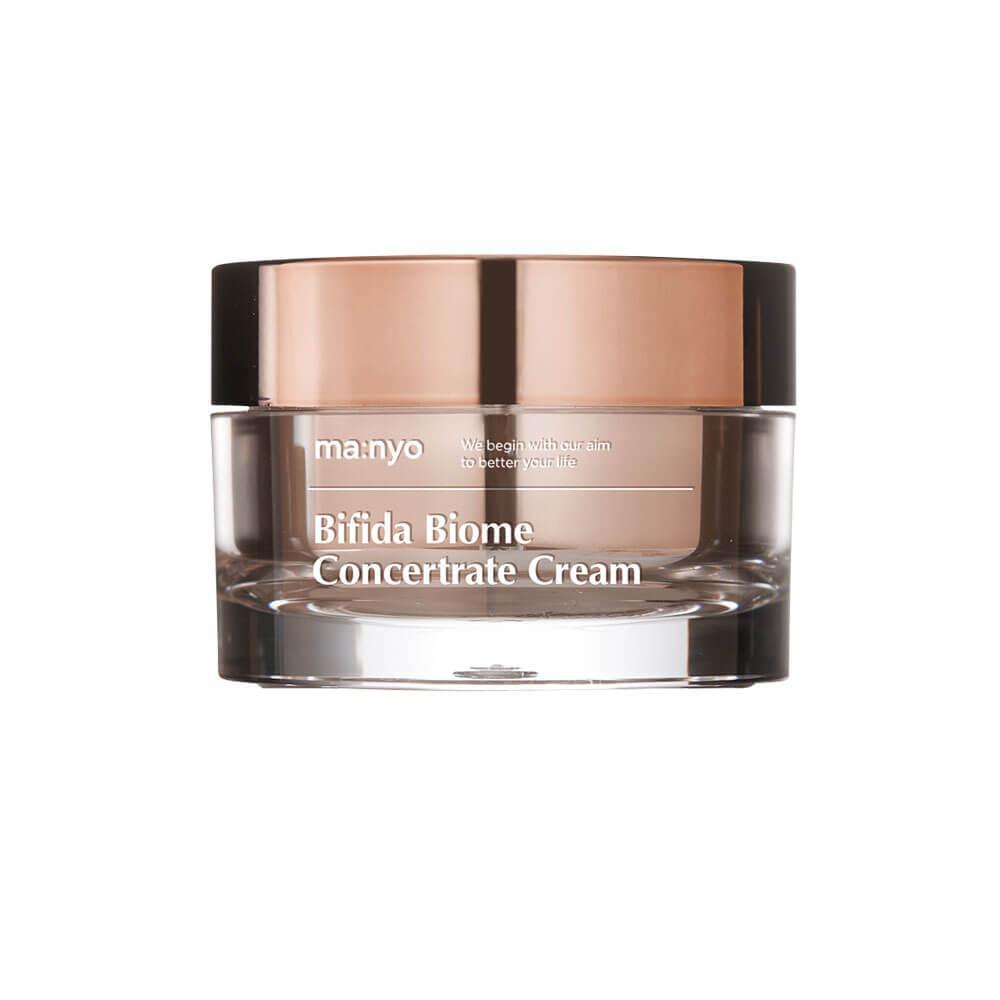 Антивозрастной крем с бифидобактериями, Manyo Bifida Biome Concentrate Cream, 50мл.