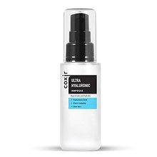 Сыворотка c гиалуроновой кислотой COXIR Ultra Hyaluronic Ampoule, 50 мл.