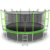 Батут EVO Jump Internal 16ft (Зеленый)