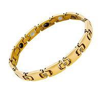"""Титановый магнитный браслет """"Тяньши"""" Elegant (удлиненная модель)"""