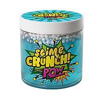 Слайм Crunch-slime Pow с шариками и ароматом конфет и фруктов 450г, фото 1