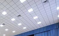 Кассетные потолки с открытой подвесной системой Албес