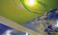 Кассетные потолки с закрытой подвесной системой Албес