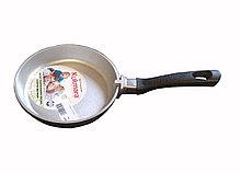 Сковорода походная большая KUKMARA 22/4 см со съемной ручкой.