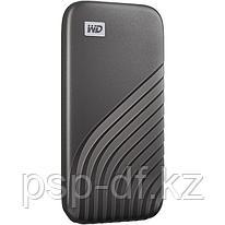 Внешний жесткий диск WD 1TB My Passport SSD USB 3.2 Gen 2