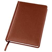 Ежедневник датированный Bliss, А5,  коричневый, белый блок, без обреза, Коричневый, -, 24600 14
