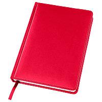 Ежедневник датированный Bliss, А5,  красный, белый блок, без обреза, Красный, -, 24600 08
