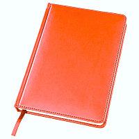 Ежедневник датированный Bliss, А5,  оранжевый, белый блок, без обреза, Оранжевый, -, 24600 05