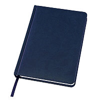 Ежедневник датированный Bliss, А5,  темно-синий, белый блок, без обреза, Темно-синий, -, 24600 26