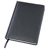 Ежедневник датированный Bliss, А5,  черный, белый блок, без обреза, Черный, -, 24600 35