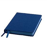 Ежедневник датированный Softie, А5, синий, кремовый блок, синий обрез, Синий, -, 24721 25