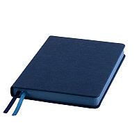 Ежедневник датированный Softie, А5, темно-синий, кремовый блок, темно-синий обрез, Темно-синий, -, 24721 26