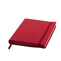 Ежедневник датированный Shady, А5,  красный, кремовый блок, красный обрез, Красный, -, 24719 08