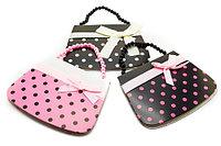 Блокнот-сумочка, принцесса, бисер.