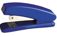 Степлер скоба №24/6 OfficeSpace до 20л., пластиковый корпус, синий
