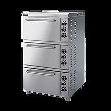 Шкаф жарочный электрический трехсекционный ШЖЭ93-01