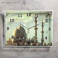 """Часы настенные, серия: Разное, """"Мусульманские"""", 30х40 см микс"""