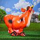 """Садовая фигура """"Корова"""" большая 23х46х55см, фото 6"""