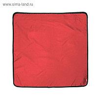 Фартук на бампер Tplus 800х800 мм, оксфорд 600, красный (T007247)