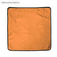 Фартук на бампер Tplus 800х800 мм, оксфорд 240, оранжевый (T007301)