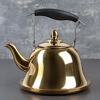 Чайник «Голд», 2 л, 23×19×20 см