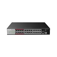 HiLook NS-0326P-230 Неуправляемый коммутатор PoE с 24 портами Fast Ethernet