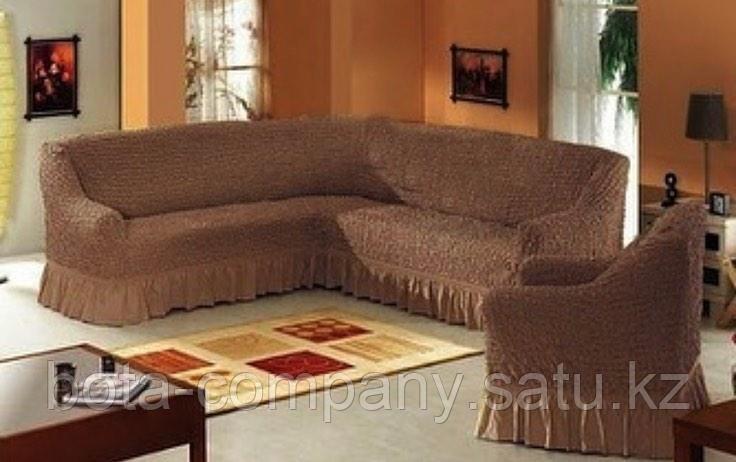 Дивандек угловой +1 кресло