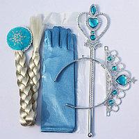 Набор Эльзы с перчатками