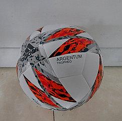 Оригинальный футбольный мяч Argentum. Kaspi RED. Рассрочка