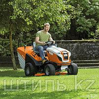 Трактор газонокосилка STIHL RT 5112 Z (16,6 л.с. | 110 см | 350 л) бензиновый райдер (минитрактор), фото 2