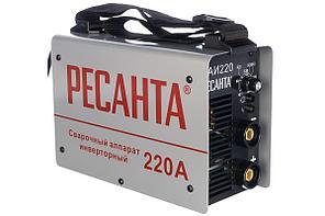 Инвертор сварочный РЕСАНТА САИ 220 140-240В 10-220А 1,0-5,0мм