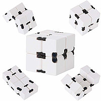 Игрушка антистресс Infinity Cube Инфинити Куб белая
