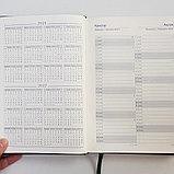 Ежедневники синие, нанесение на ежедневники, шелкография,, фото 8