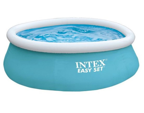 Бассейн надувной Intex Easy Set Pool