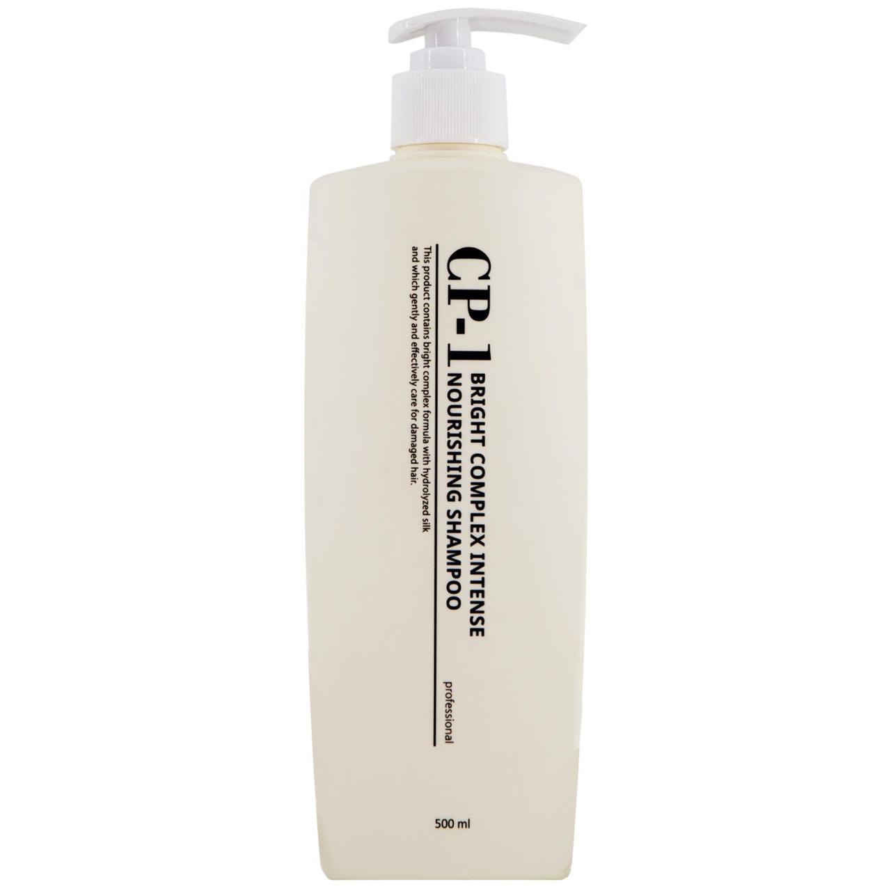 Протеиновый шампунь для волос СР-1 Bright Complex Intense Nourishing Shampoo, 500 мл