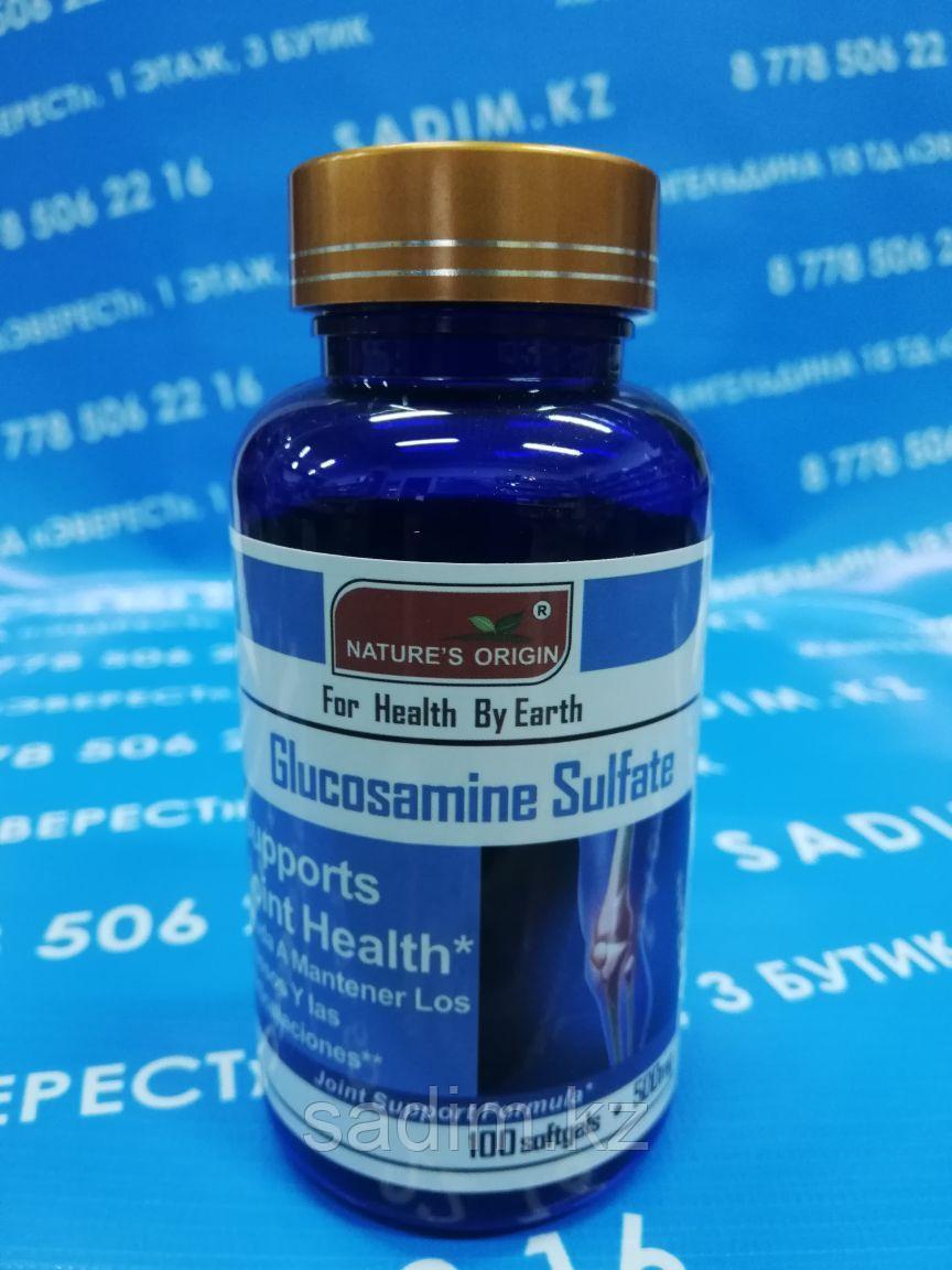 Капсулы Глюкозамин сульфат - Glucosamine Sulfate