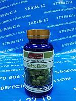 Капсулы - Ginkgo soft capsule ( Гинкго билоба )
