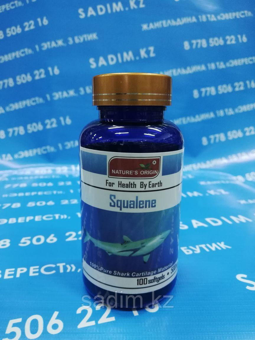 Капсулы Акулий хрящ - Squalene ( 100 шт )
