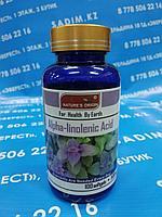 Капсулы Альфа-Линоленовая кислота - Alpha-Linolenic Acid