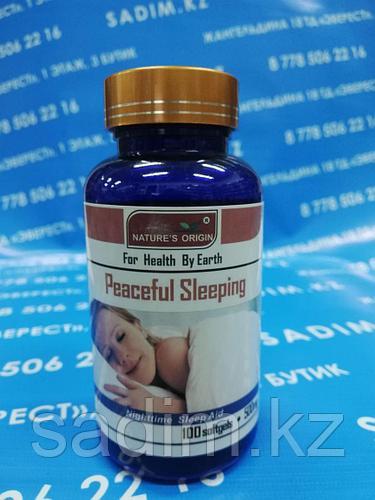 Капсулы - Peaceful Sleeping ( для улучшения сна