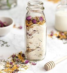 Молочко для ванны с цветами и ягодами. Soap Factory