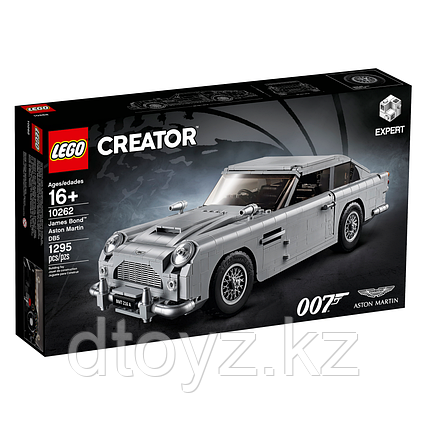 Lego James Bond Aston Martin DB5 Creator Expert 10262