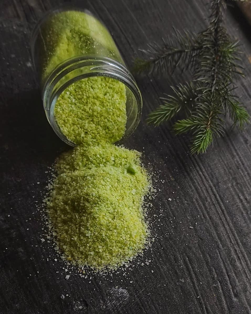 Соль для ванны Пихта Soap Factory