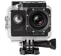 Видеокамера SJCam SJ4000 Wi-Fi, черный